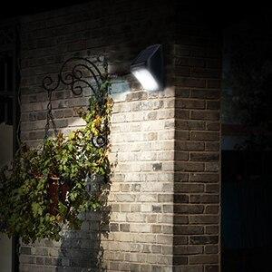 Image 5 - Separabile Solare Luce 28 LED Con Tre Modalità di Lavoro Solare del Giardino della Lampada Applique Da Parete Per Interni Esterni Yard Fence Più Nuovo lampade