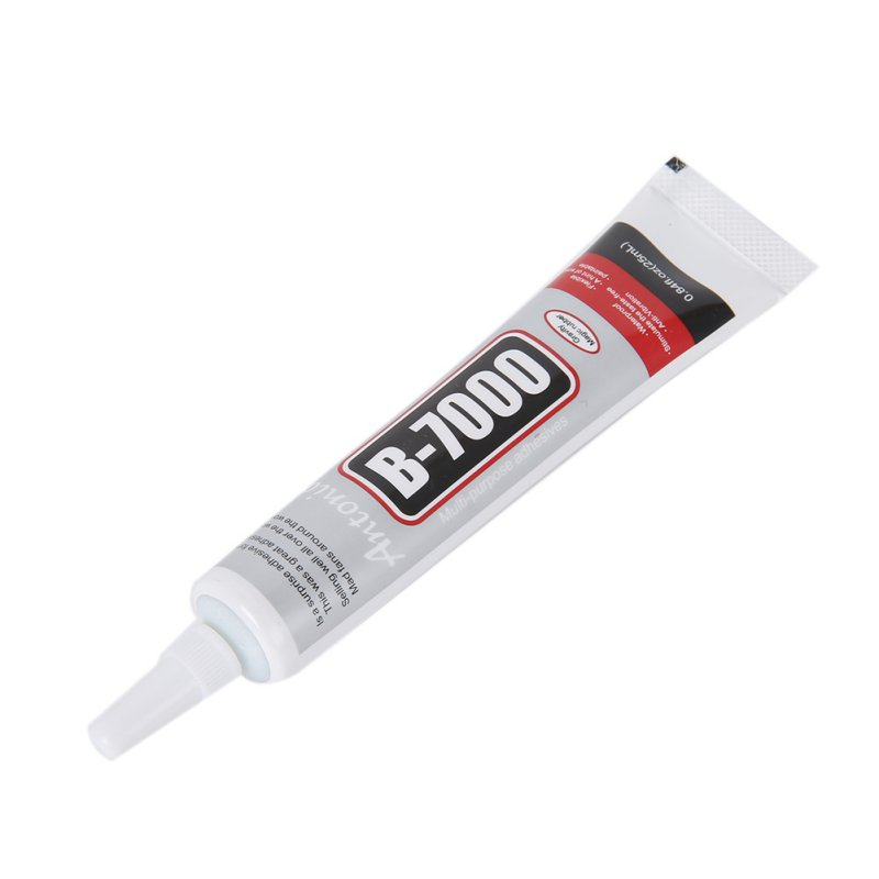 Multi-purposeGlue Adhesives 25ml B7000 For DIY Jewelry Touch Screen Cell Phone Crafts Glass Jewelry Epoxy Resin Repair Tools citroen jumpy ii 2007 carbon