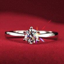 Альянс карат когти позолоченный обручальное new хрусталь сша горный кольца большой