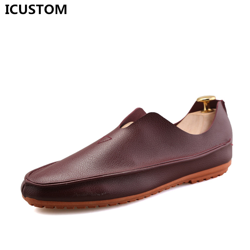 2016 New Fashion Luxury Men Loafers Moccasins Genuine Leather Shoes Casual Breathable Driving Shoes Flats Zapatos Hombre J23 2017 new brand breathable men s casual car driving shoes men loafers high quality genuine leather shoes soft moccasins flats