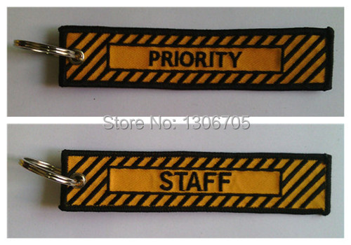 Приоритет и персонала Вышивка брелок