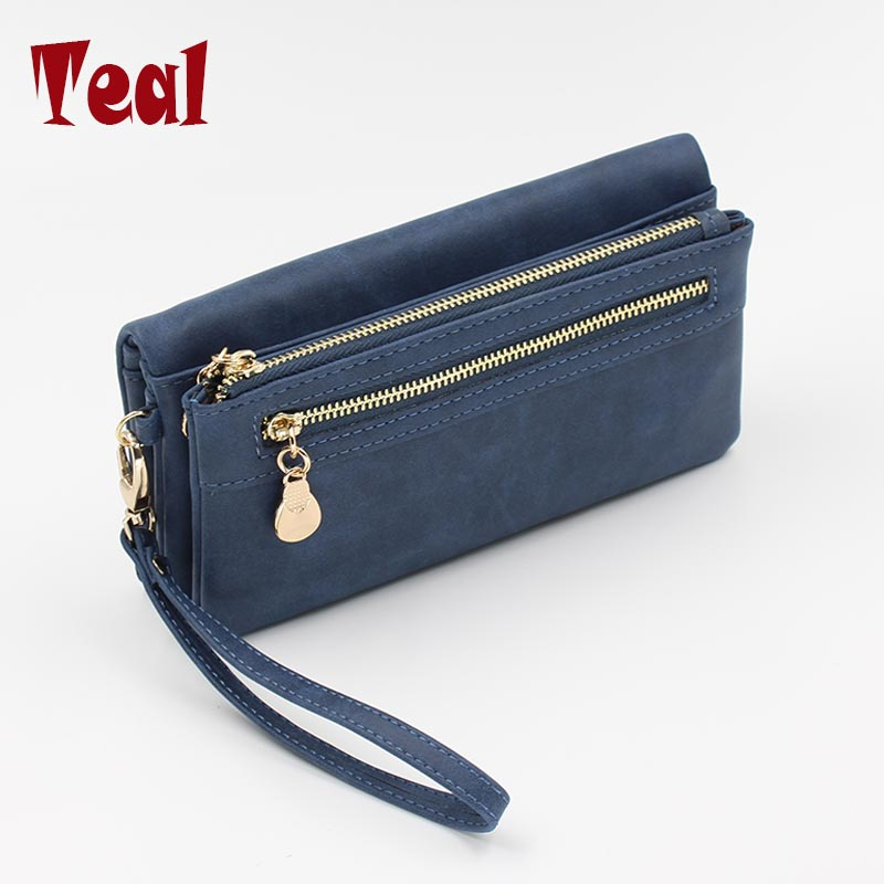Hot Selling Women s Purse Long Design PU Leather Women s Long