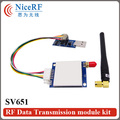 2sets 27dBm 500mW 868mhz TTL Interface Transmitter and Receiver RF Module SV651