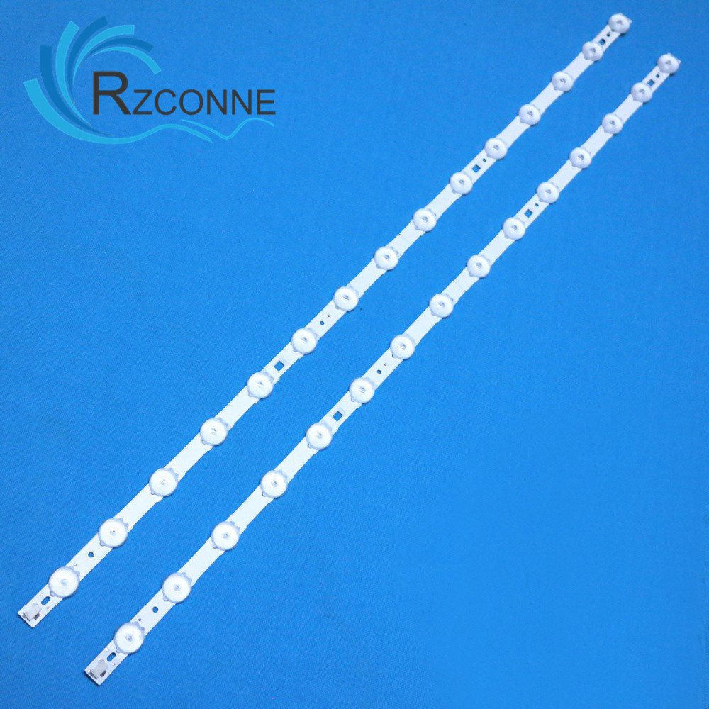 630mm 15 LED retroiluminación LED lámparas tiras para Changhong Haier LED32B2100C LED32586 32