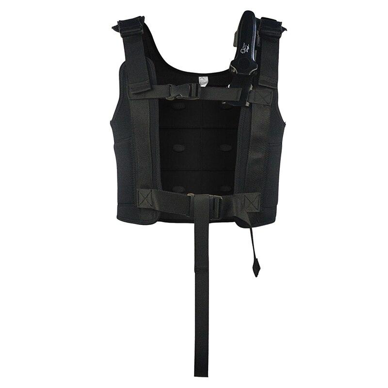 Layatone Weight Vest 3mm Neoprene Wetsuit Tank Top Adjustable Diving Spearfishing Vest for Men J1603 mens camouflage 3mm neoprene wetsuit weight belt vest veste for spearfishing fishing clothes women