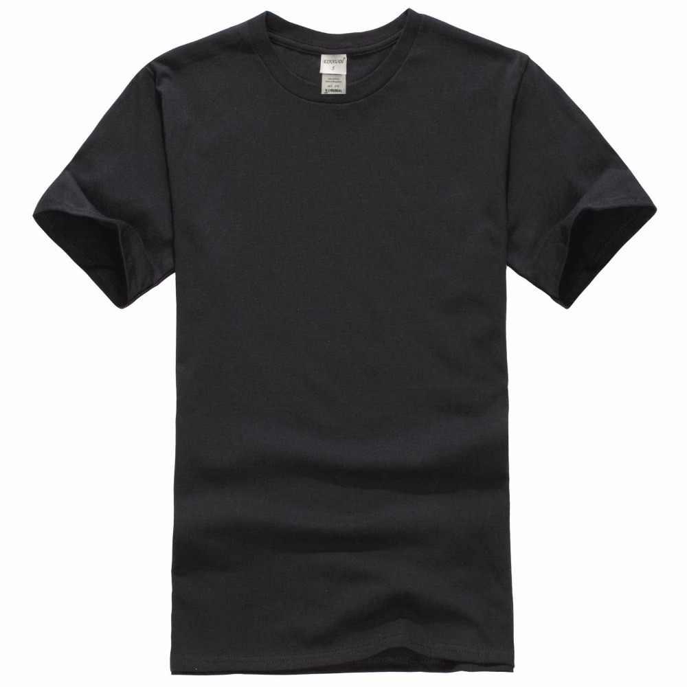 2019 新無地 Tシャツメンズ黒と白の綿 100% Tシャツ夏スケートボード Tシャツスケート Tシャツトップスヨーロッパサイズ
