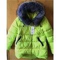 winter women long parka Down cotton coat Female winter Large fur collar Jacket Winter Womens jacket Parka Hooded Outerwear