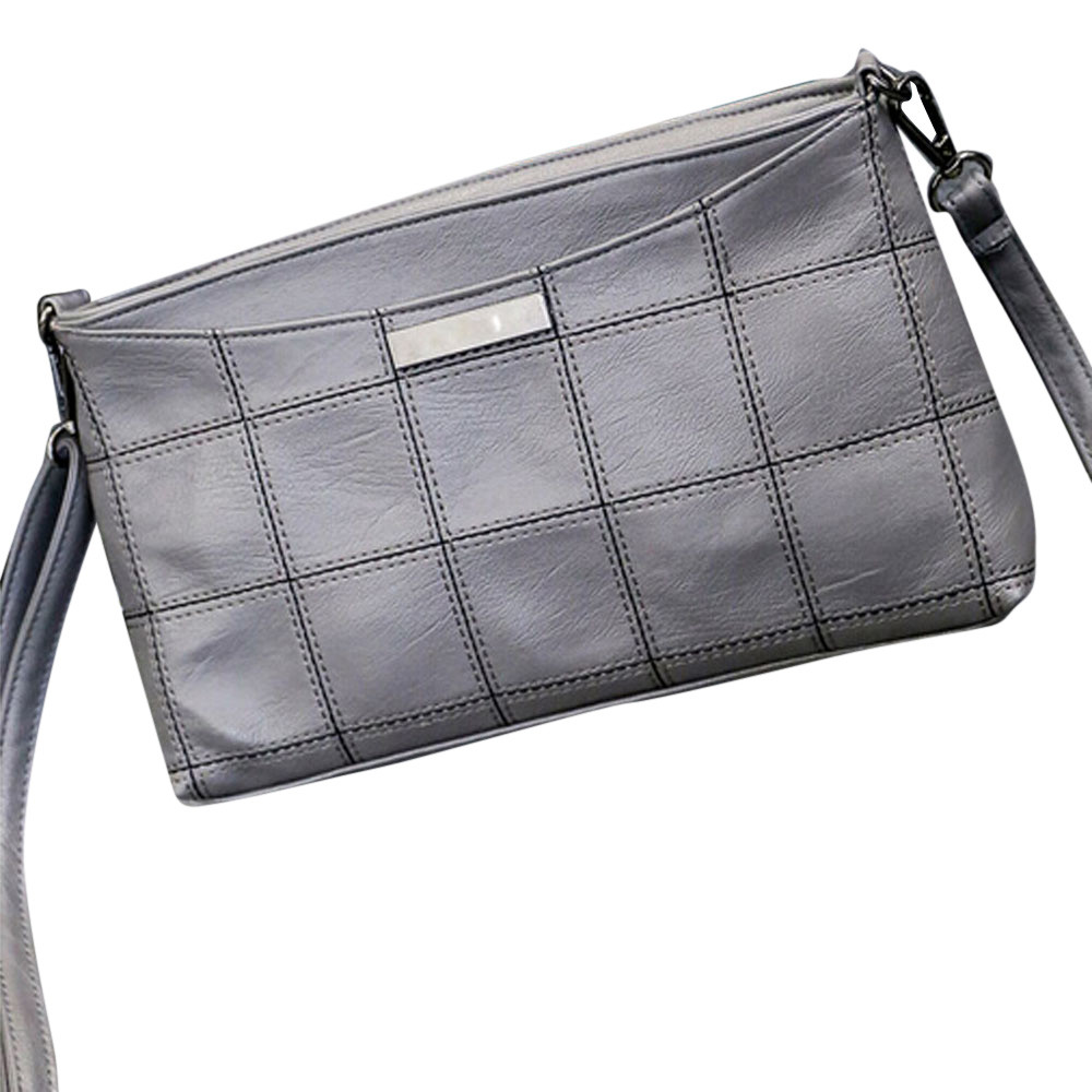 Best sale Women Messenger Bags Leather Handbag Crossbody Shoulder Messenger Phone Coin Bag Bolsos Mujer