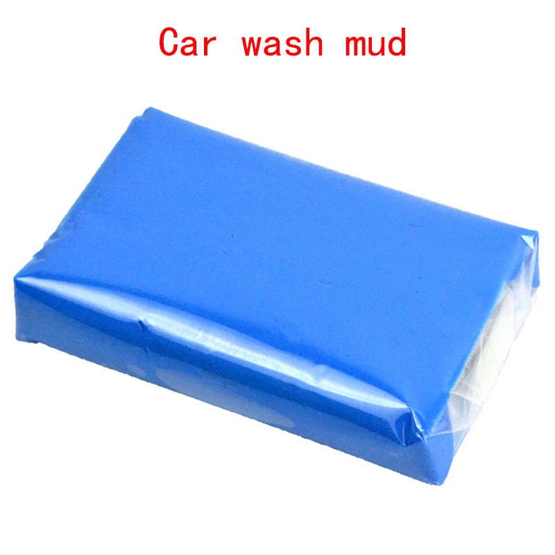 1pcs 100g Car Wash Magic Clay Bar Super Auto Detailing Clean Clay Car Clean Tools Magic Mud Car Cleaner