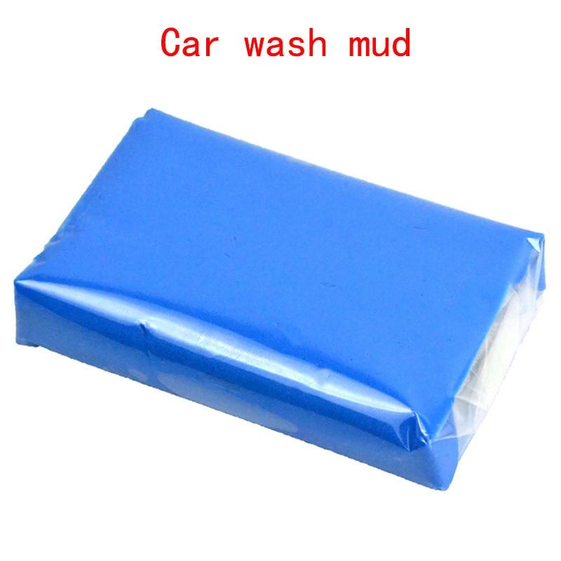 1pcs 100g Car Wash Magic Clay Bar Super Auto Detailing Clean Clay Car Clean Tools Magic Mud Car Cleaner