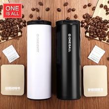 Edelstahl 500 ml Thermoskanne Kaffeetasse wasserflasche Teetasse Tee Glas Thermische Tassen Thermocup Isolierflaschen Isolierte thermos