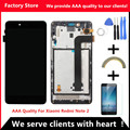 No Dear Pixel! AAA Quality LCD For Xiaomi Redmi Note 2 Lcd Display Screen Replacement For Xiaomi Redmi Note 2 Digiziter Aseembly