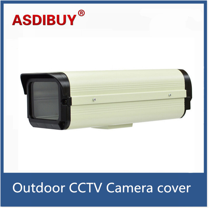 Waterproof Outdoor box CCTV Camera Housing cover, IP66 ,size330(L)x300(W)x90(H)mm cctv camera waterproof outdoor housing array led light cctv camera aluminium alloy metal case cover