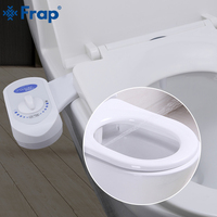 FRAP Bidet Toilet Seats toilet seat cover hygienic shower bathroom bidet faucet simple clean toilet washlet bidet sprayer shower