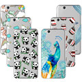 Fashion Design Soft TPU Case For ZTE Blade S6 Blade S 6 Soft Silicone Printing Back Cover Phone Cases For ZTE Blade S6