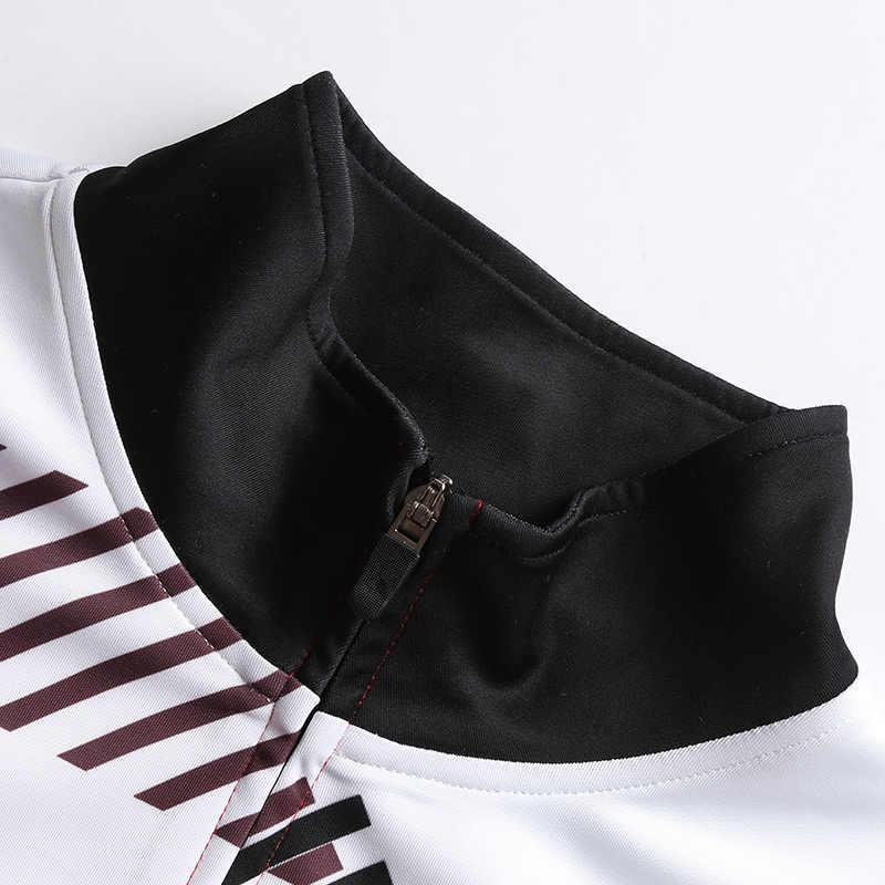 b5fe234d819 ... Customized Design Your Own Tracksuit Sport Soccer Football Uniform  France 100 Polyester Men Boys Soccer Jersey ...