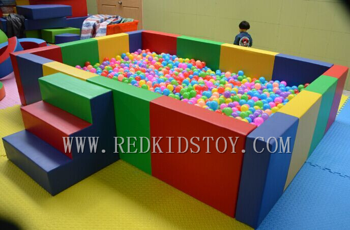 Exported to Vietnam Eco-friendly 100% Nontoxic Soft Indoor Ball Pool With 4000pcs dia 8cm Extra Thick Balls HZ-61104Exported to Vietnam Eco-friendly 100% Nontoxic Soft Indoor Ball Pool With 4000pcs dia 8cm Extra Thick Balls HZ-61104