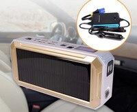 ЖК дисплей Солнечный Мощность Зарядное устройство 6l автомобиля Пусковые устройства 800a пик автомобиля Батарея Мощность пакет 12 В Авто Заряд