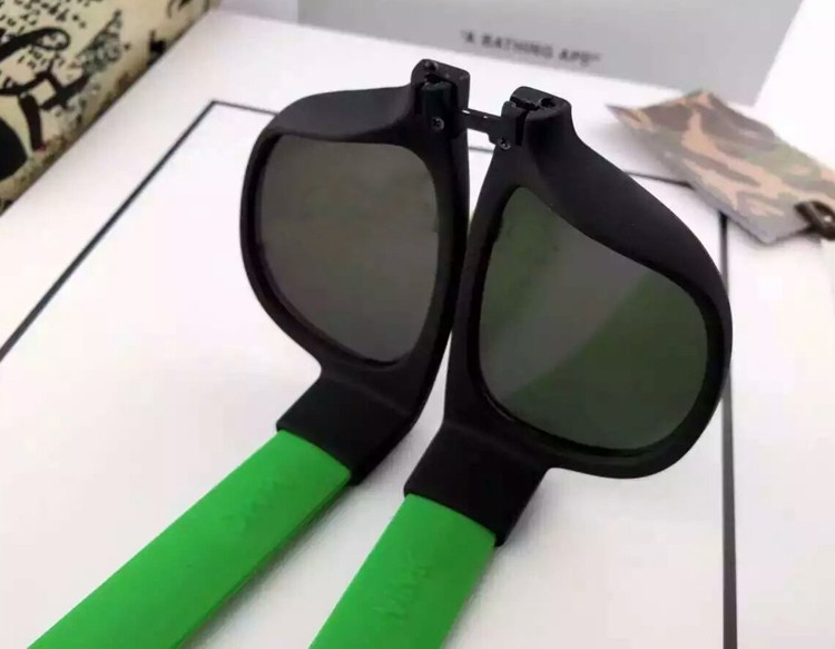 Portable Folding Bracelet Sunglasses  (18)