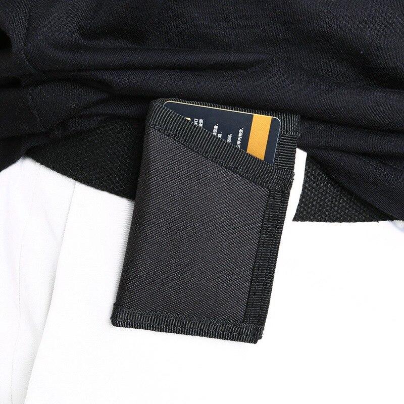 Sport Bag Waist Belt Wallet EDC Portable Cash Card Lighter Holder Case Outdoor Purse Bags For Schoolbag