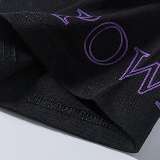 Men's clothes 2019 T-shirt Rap Hip Hop Urban Streetwear Harajuku Fashion Oversized Summer Letter Trend Casual Cotton T Shirts