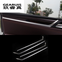 Car Styling For BMW X3 F25 X4 F26 Handle Covers Trim Door Bowl Panel Strips Decorative