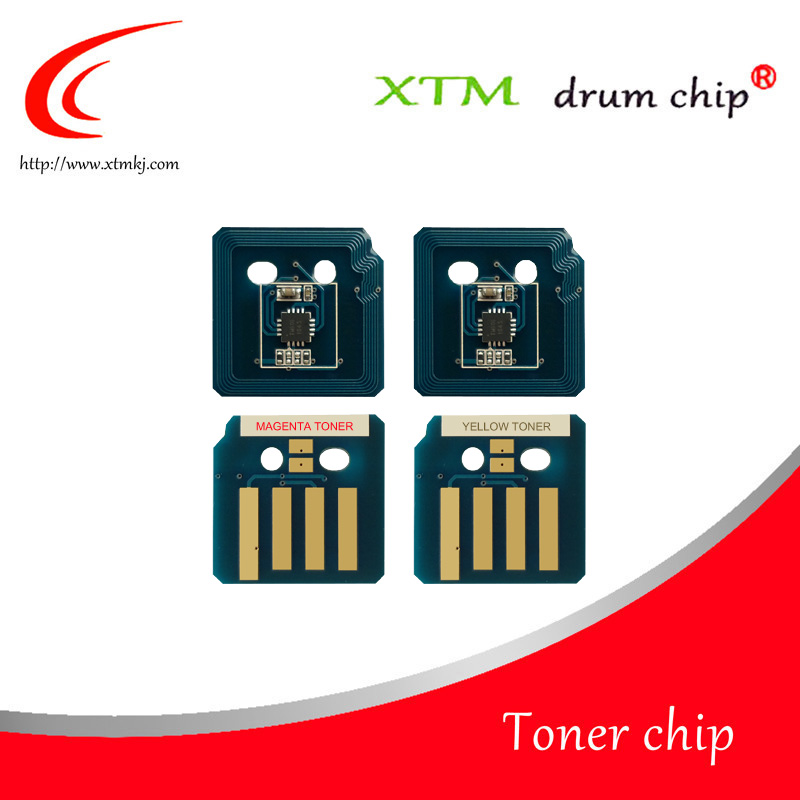 compatible 006R01457 006R01460 006R01459 006R01458 Toner chip for Xerox WorkCentre 7120 7125 7220 7225 WC7120 WC7125