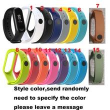 Mi Band 4 Strap Bracelet For Xiaomi 3 Silicone Pulsera Correa NFC Miband Smart Wristband Straps 10 Pcs
