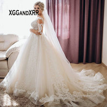 XGGandXRR Ball Gown Wedding Dress 2019 Bridal Gown