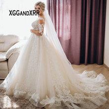 XGGandXRR Ball Gown Wedding Dress 2019 Bridal Gown