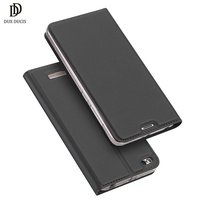 Xiaomi Redmi 4A Case DUX DUCIS Luxury Leather Flip Case For Xiaomi Redmi 4A Wallet Funda