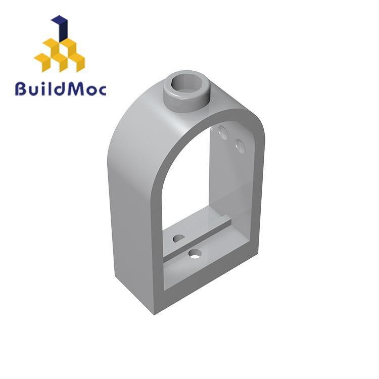BuildMOC Compatible Assembles Particles 30044 1x2x22/3 For Building Blocks Parts DIY LOGO Educational Tech Parts Toys