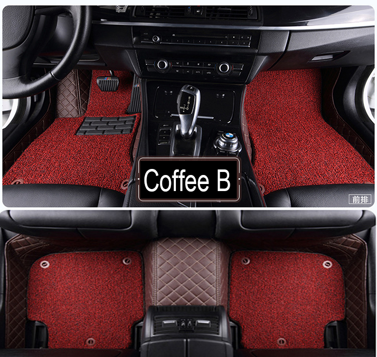 Car floor mats for Infiniti FX35/45/50 G35/37 JX35 Q70L QX80/56 all weather car-styling carpet floor linerCar floor mats for Infiniti FX35/45/50 G35/37 JX35 Q70L QX80/56 all weather car-styling carpet floor liner