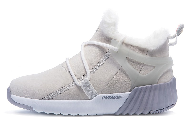ONEMIX New Winter Running Shoes for women Comfortable Women's boots Warm Wool Sneakers Outdoor Unisex Athletic Sport Shoes women 39