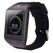 UHAPPY UW1 Smart Watch 1.55 inch Capacitive Touch Screen Watch Phone, Fitness Function / Pedometer / NFC / GSM .etc