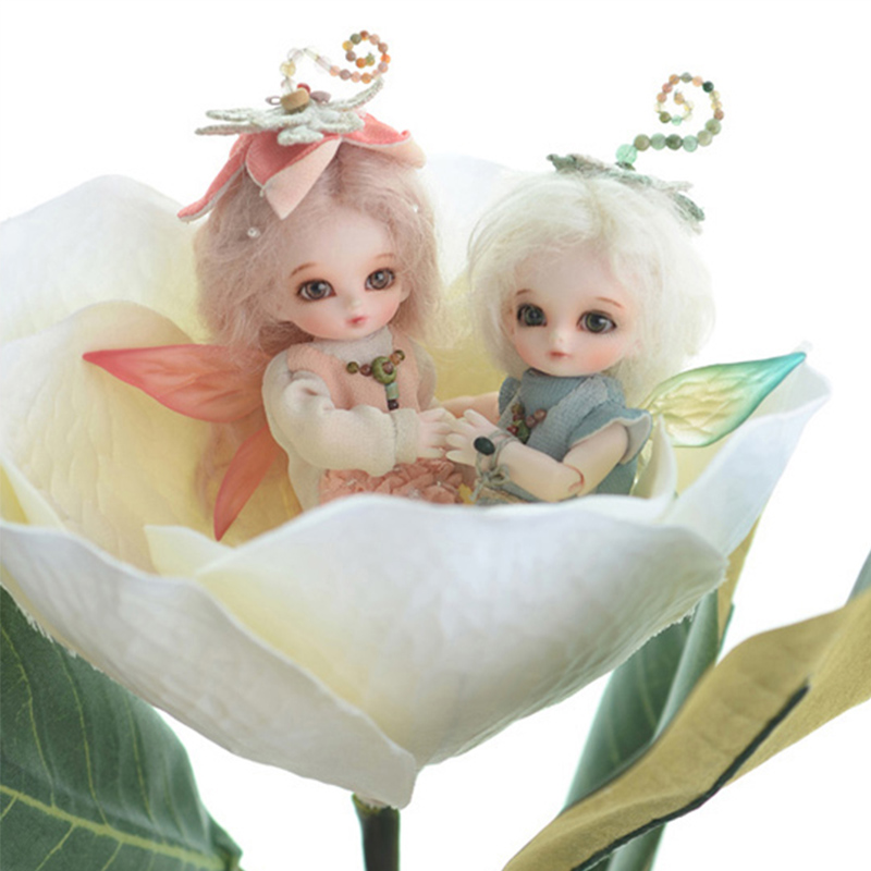 soom flower-fairy prince resin bjd kit 1 /12 for sales not toys volks luts sd yosd dollchateau doltown dodal fairyland doll fl