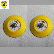 3 air straight core sander pads 3 inch pneumatic straight core sanders pad 75mm pneumatic air sander pad sanding machine parts 1 inch 90 degree small pneumatic polisher straight centricity grinding machine air sanding tool super longer straight model