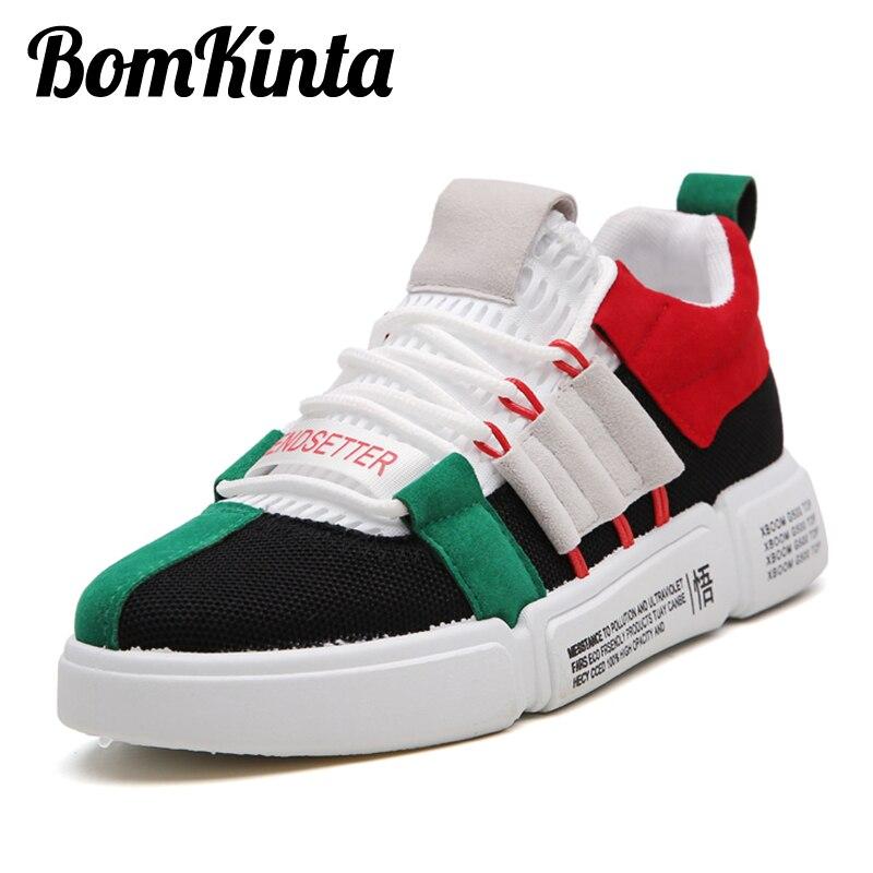 New Casual Shoes Men Brand Sneakers Men