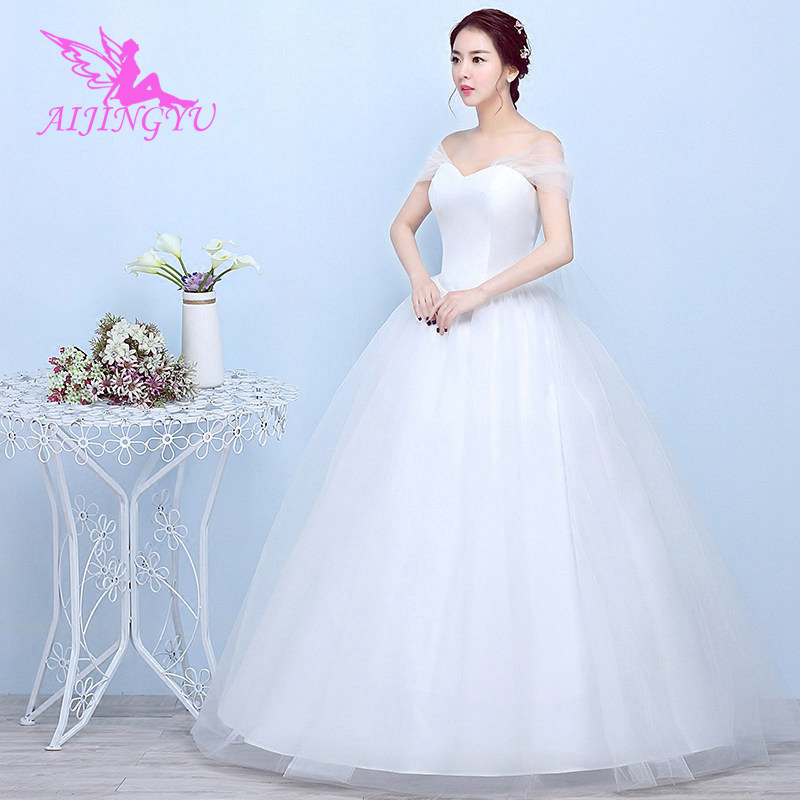 Sell Your Wedding Gown: AIJINGYU 2018 Bridal Free Shipping New Hot Selling Cheap