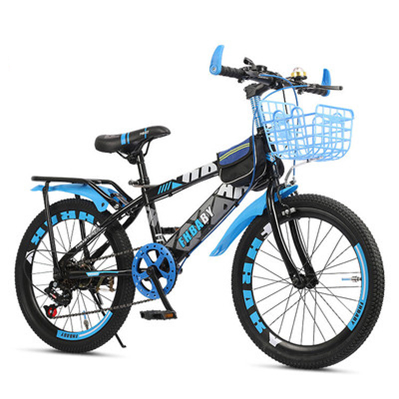 Primary And Middle School Students 22-Inch Mountain Speed Change Bicycle Youth Mountain Bike