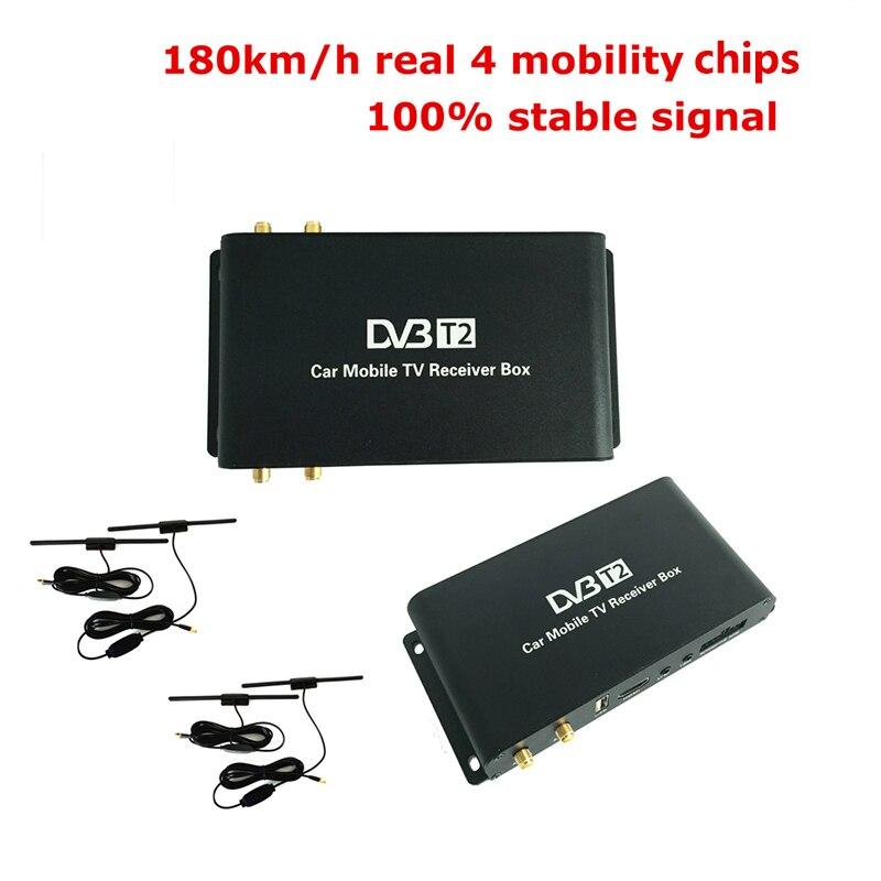 Car DVB-T2 4