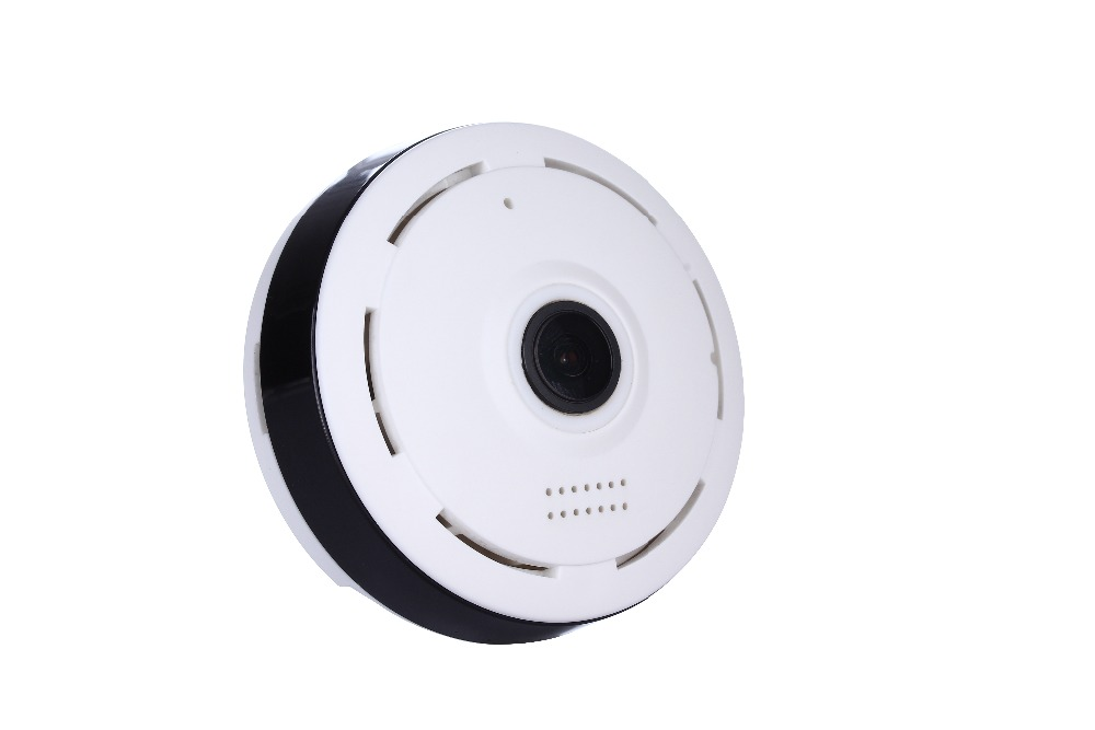 ФОТО 360 Degree smart panoramin IPC Wireless IP Fisheye Camera Support Two Way Audio P2P 960P HD wifi camera