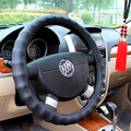 auto car steering wheel cover perforated leather steering wheel cover four seasons general steering wheel cover