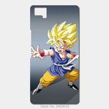 Dragon Ball Z Goku Phone Cover For BQ Aquaris