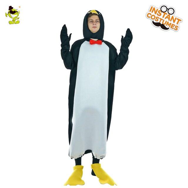 llegada traje hombres negro de Nueva mono traje y de los pingüino amarillo de Fundas blanco dwIHdqB