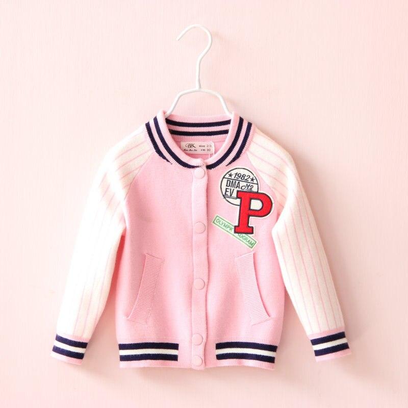 Baby jacken rosa