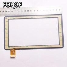 """FGHGF Película Libre + Nueva Pantalla Táctil De 7 """"Supra M742/M741 Tablet Touch Panel digitalizador Del Sensor de Cristal de Reemplazo Envío Gratis"""