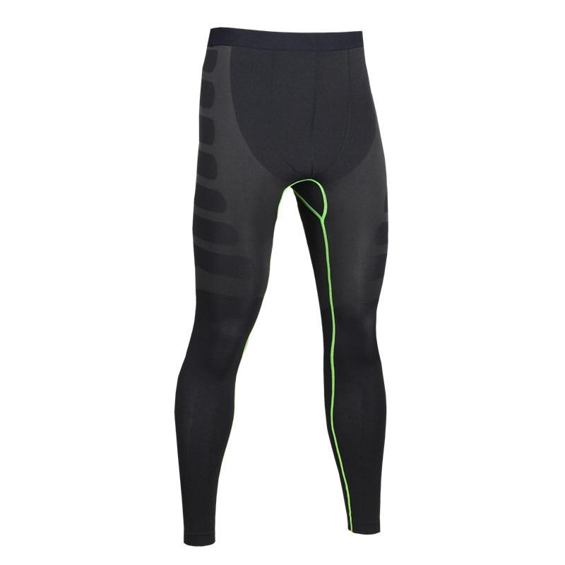 Férfi edzés fitnesz kompressziós leggings nadrágok Crossfit - Férfi ruházat