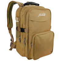 新しい釣りバッグ 35L 防水軍パックパッケージ旅行バッグ矢印戦術屋外キャンプ釣具収納バックパック Tas