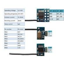 XY-WA/ XY-WB PCB Solder 2.4G 3.3V Wireless Transceiver Module Replace NRF24L01+ стоимость